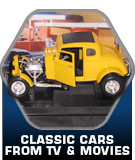 1-18 scale diecast cars by ERTL